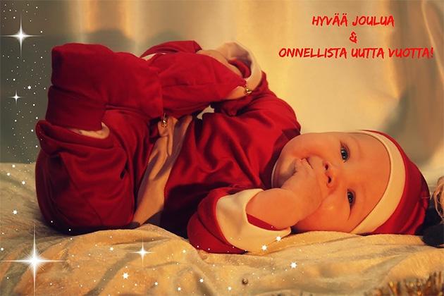 Noel 5kk tonttuilee, Anna Laakso