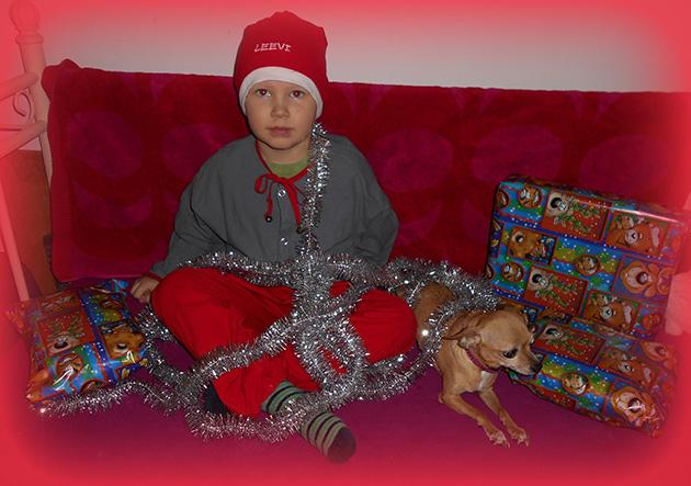 Joulukorttikuva_Nuorenamammaksi