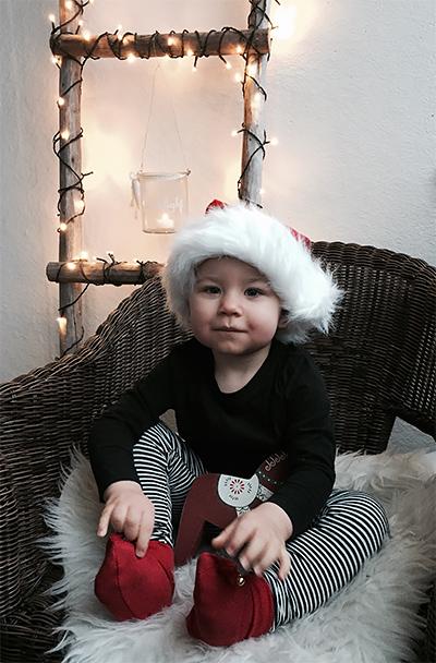 Tonttupoika Pietu 1v 8kk, Nina Hietaniemi