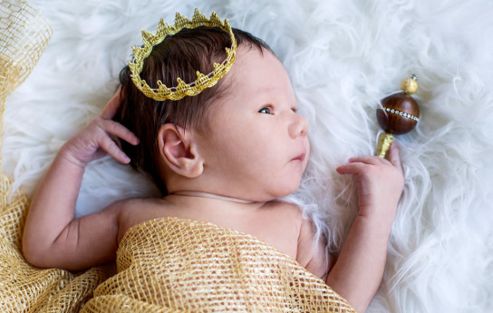 Annoitko tietämättäsi lapsellesi kuninkaallisen nimen?