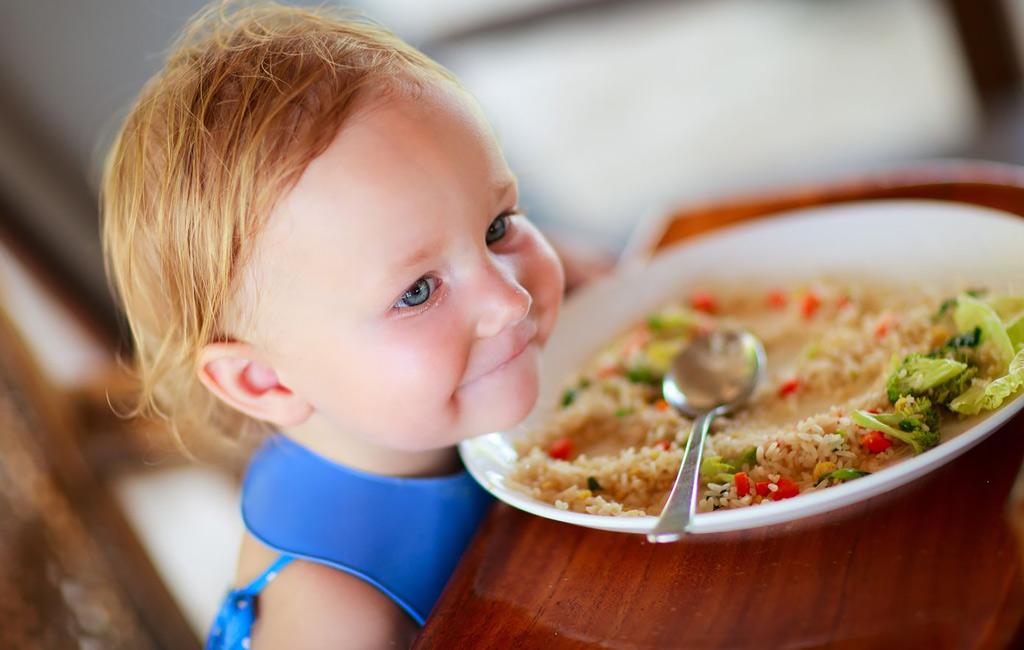 Koko perheelle kasvisruokaa