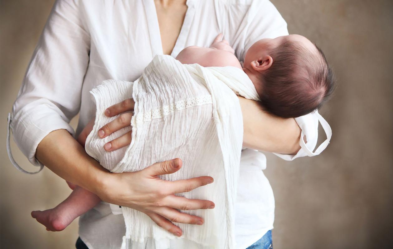 Äiti näin laihdutat synnytyksen jälkeen