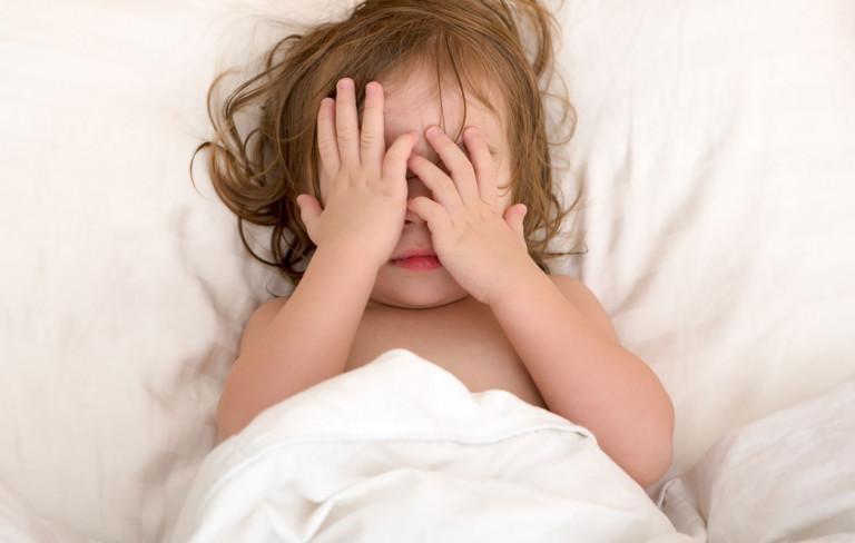 Miksi lapsi näkee painajaisia?