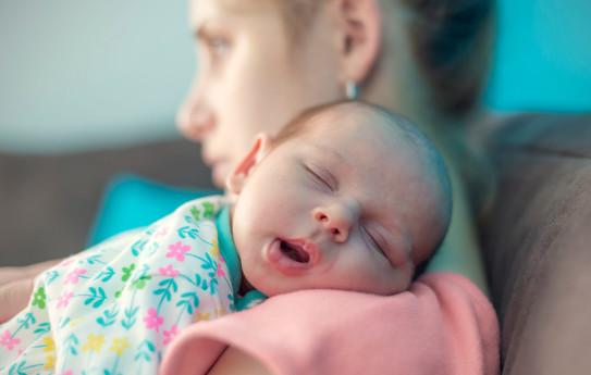 Jäikö synnytyksestä trauma?