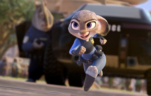 Zootropolis-elokuva. Kuva: Disney