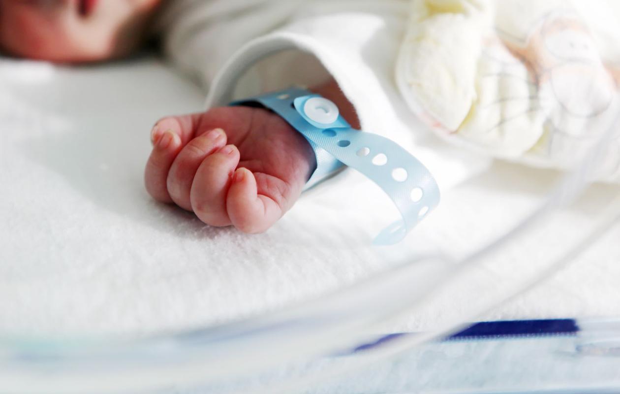 Weeti-vauva sai uuden sydämen