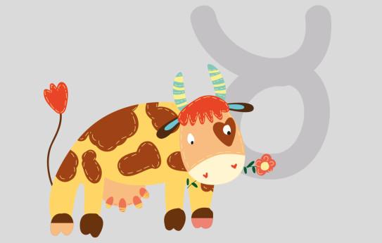 Lapsihoroskooppi: Härkä
