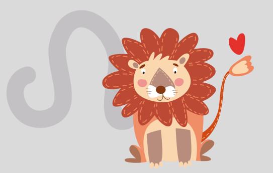 Lapsihoroskooppi: Leijona