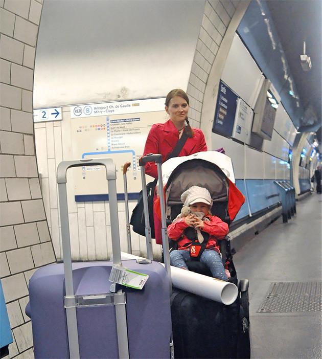 Lasten kanssa Pariisissa