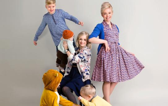 Sutta pakoon -bloggaajien kolumni: Tällaista on olla poikien äiti