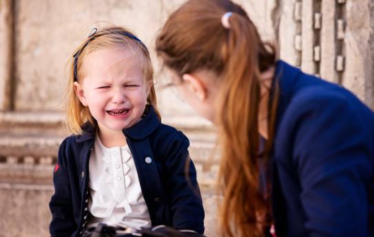 7 asiaa, joita lapselle ei pitäisi sanoa