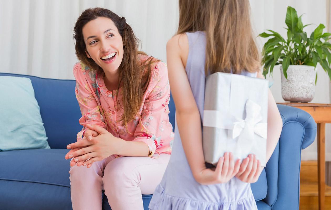 Tee itse äitienpäivälahja – 6 helppoa ideaa