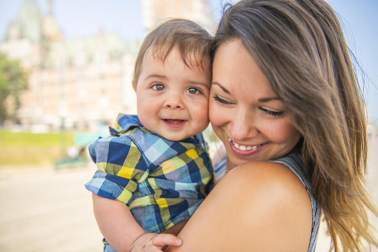 Eroahdistus on vauvalle oppimista: äiti tuleekin ennen pitkää takaisin.