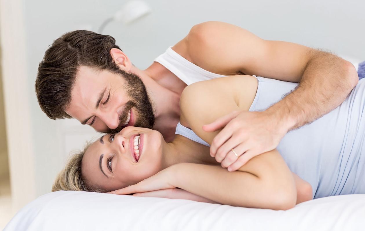 Lempinimien käyttö parantaa parisuhdetta