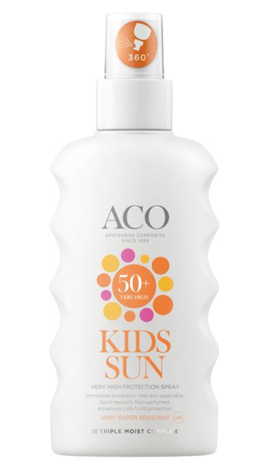 Aco Kids Sun Spray