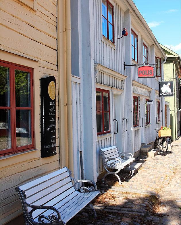 Ulkoilmamuseo Gamla Linköping