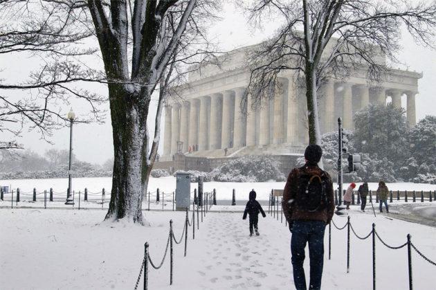 Washington D.C. lumen vallassa