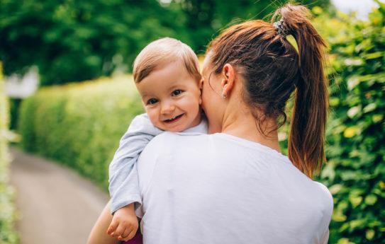 Oletko introvertti äiti?