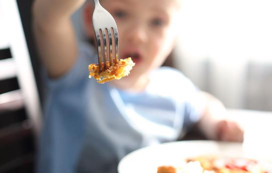 Näin lapsesi syö terveellisesti