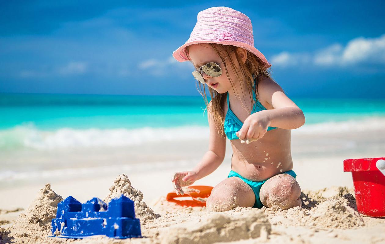 Lasten aurinkovoiteet testissä