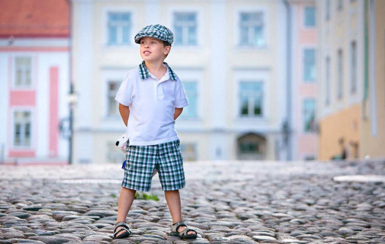 Lähde lasten kanssa Tallinnaan
