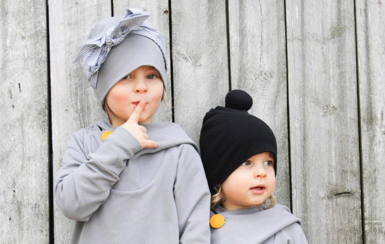 Miksi lastenvaatteista tuli harrastus? Kolme äitiä kertoo