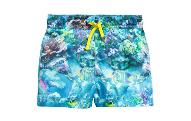 H&M:n uimahousut pojille