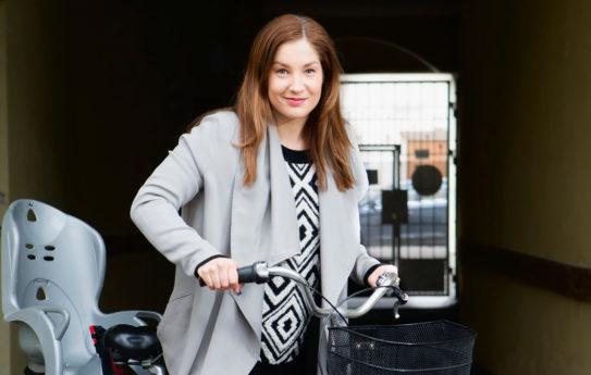 Näyttelijä Annika Poijärvi