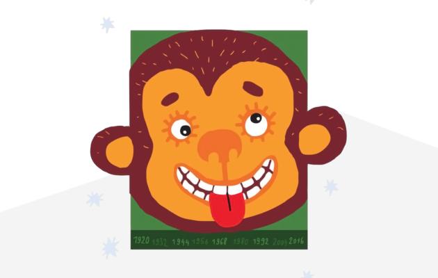 Kiinalainen lapsihoroskooppi: Apina