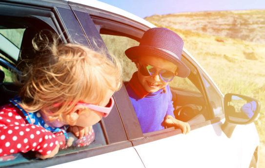 Näin sujui roadtrip USA:ssa lasten kanssa