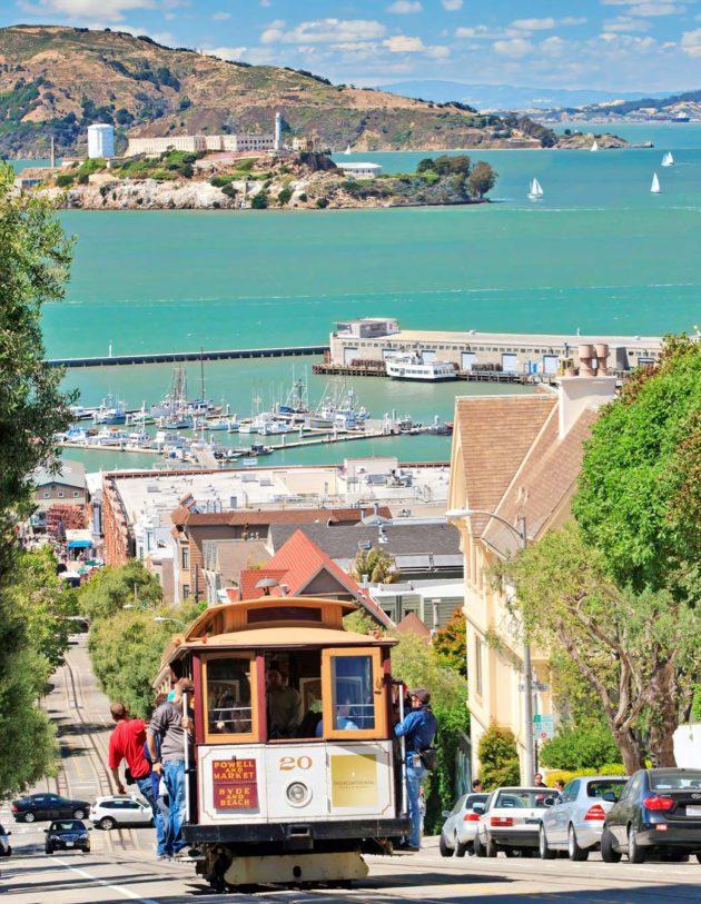 San Franciscon kukkulat