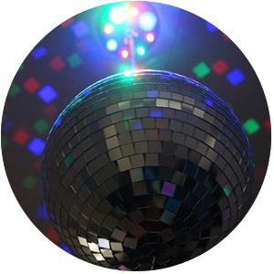 Äidin ja lasten oma disco