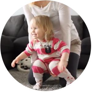 Helppoa vauva- ja taaperojumppaa