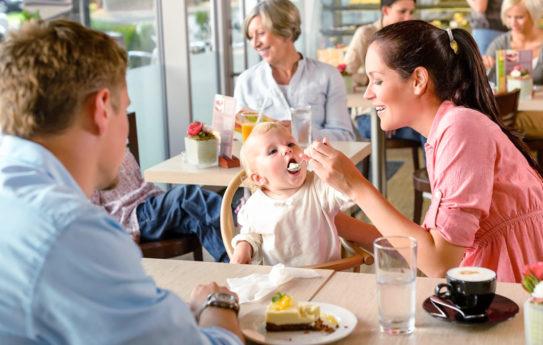 Lapsiystävälliset ravintolat ja kahvilat Helsingissä
