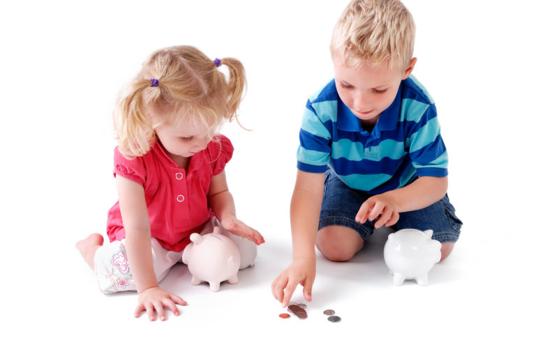 Lasten oudot käsitykset rahasta