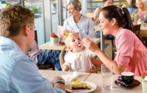Lapsiystävällinen ravintola Helsinki Kaksplus