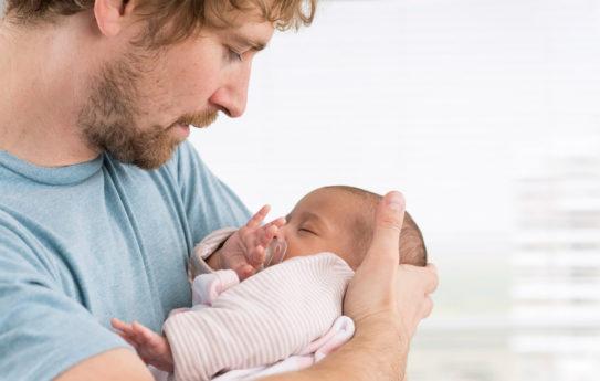 Miten isät kokevat synnytyksen?