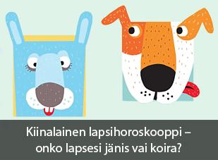 Lapsihoroskooppi - Lue lisää!
