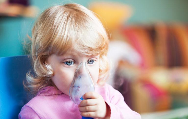 Lapsen astma hoitoon ajoissa