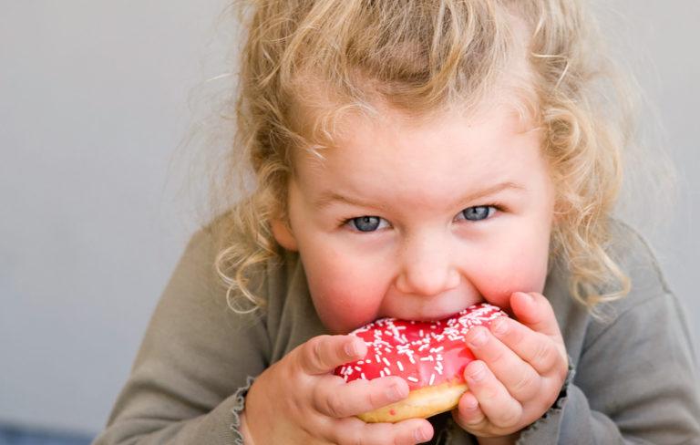 Lapsen ylipaino - miten tilanteeseen voi puuttua?