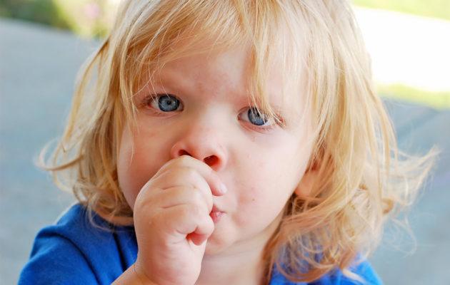 Allergia vaivaa tutkitusti harvemmin niitä, jotka imevät peukaloa.