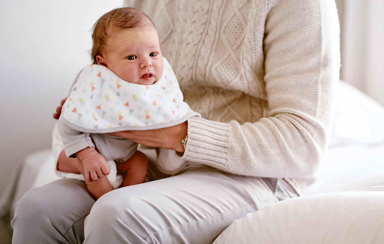 Vauvan pulauttelu – milloin kuuluu huolestua?