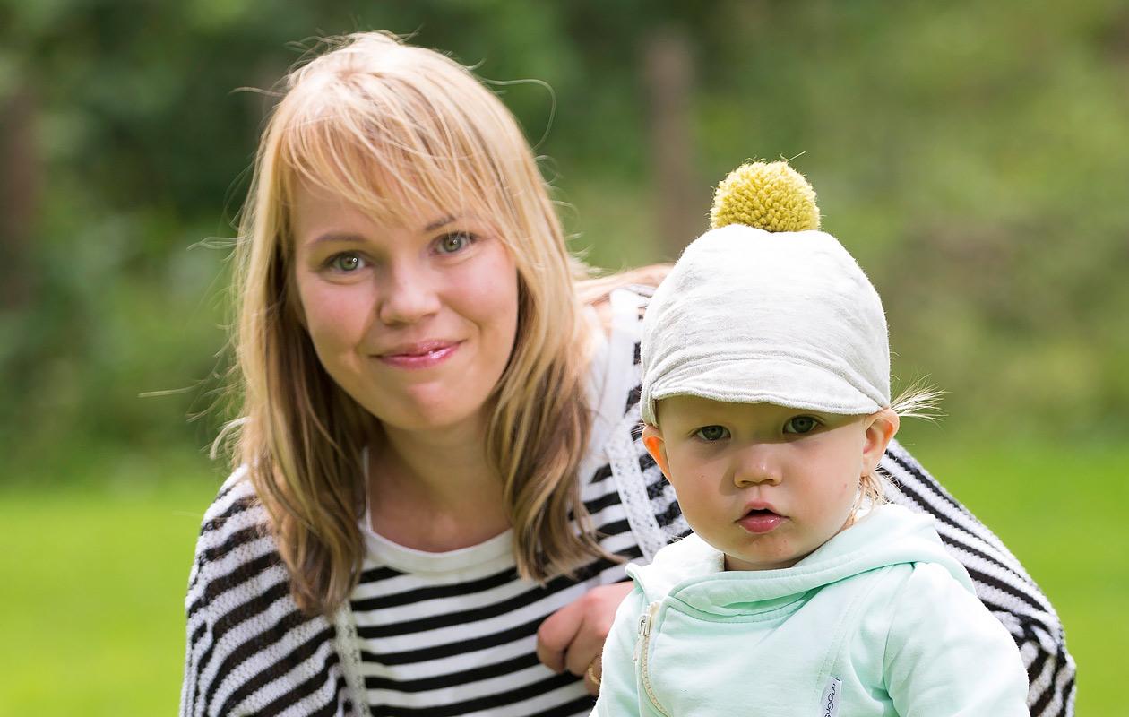 Äitiyden askeleet: Kati Turunen
