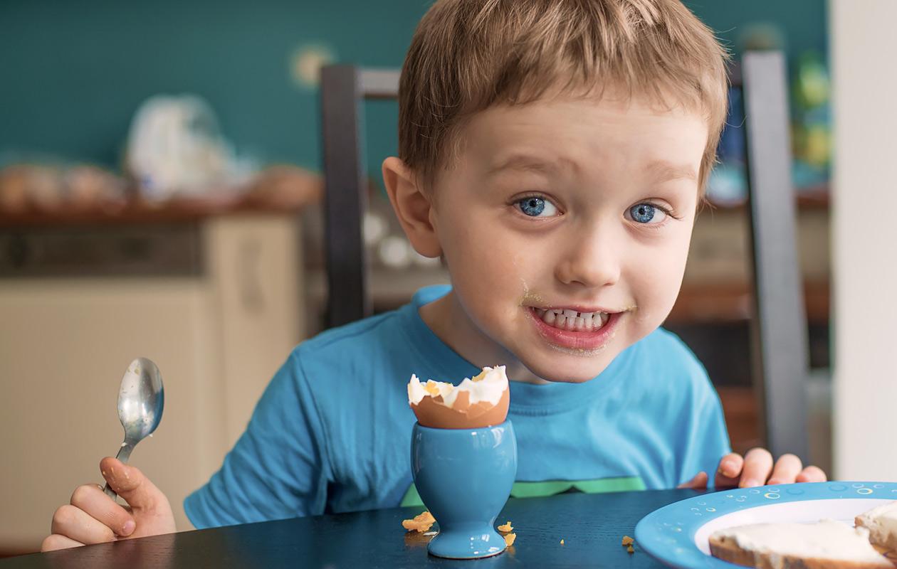 Liika proteiini lihottaa lastakin
