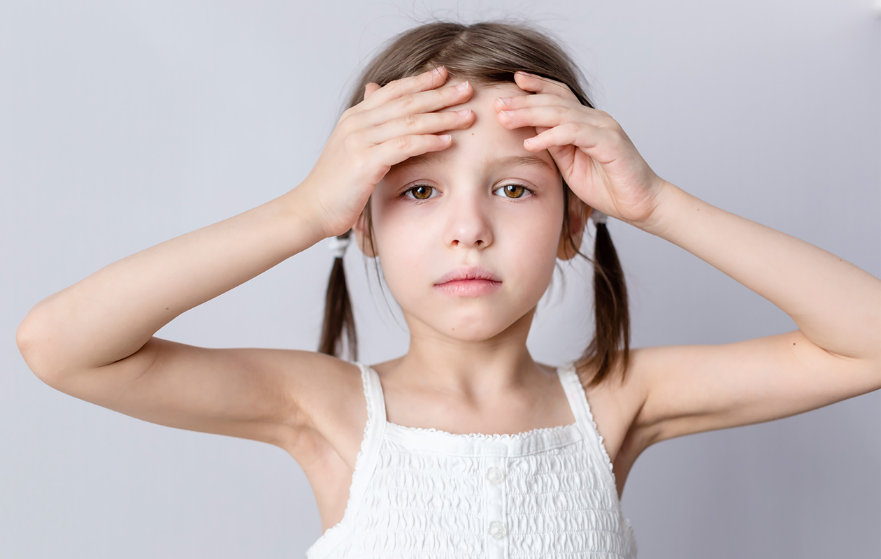Lapsen päänsärky: Tunnista syyt ja hoida oikein