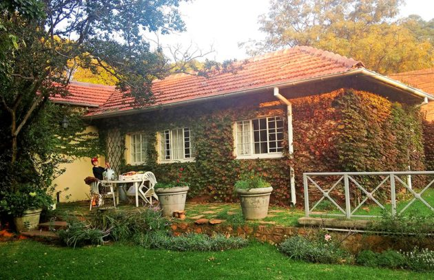 Bed & breakfast -paikka Johannesburgissa