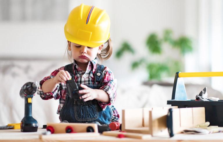 Mitä äiti tai isä tekee työkseen?