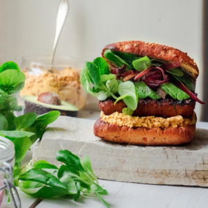 Terveellisemmät tofuburgerit