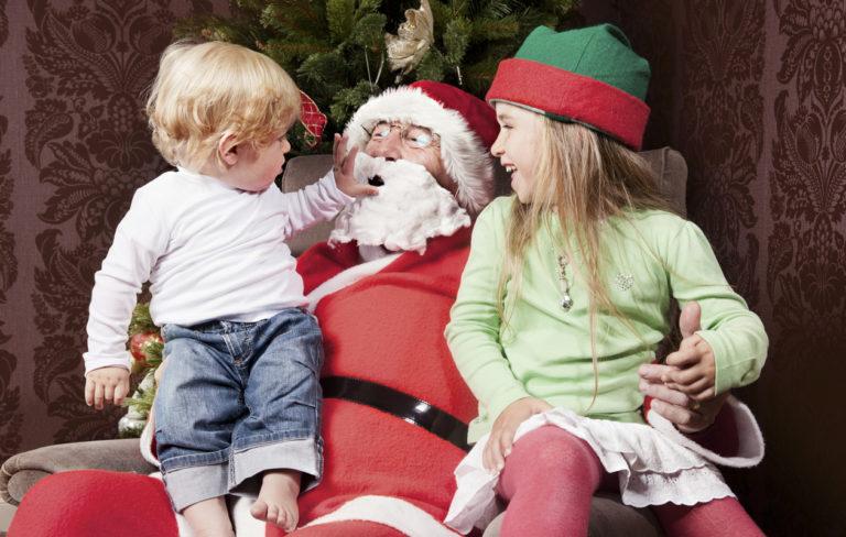 anna lapsen itse oivaltaa totuus joulupukista