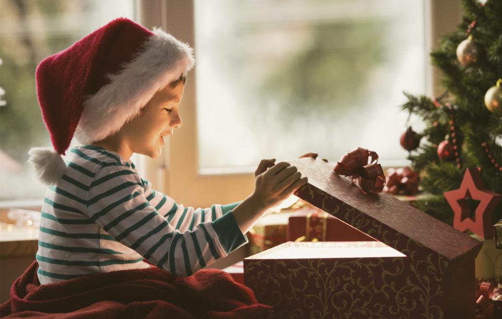 joululuhjat lapsille